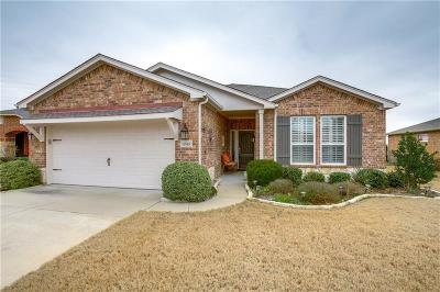 Frisco Single Family Home For Sale: 1043 Centennial Mill Lane