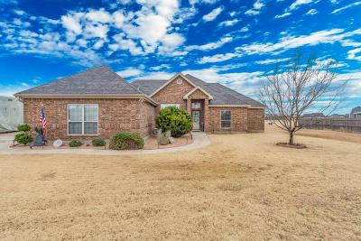 Abilene Single Family Home For Sale: 271 Mariah