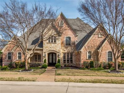 Southlake Single Family Home Active Option Contract: 1325 Eagle Bend Drive