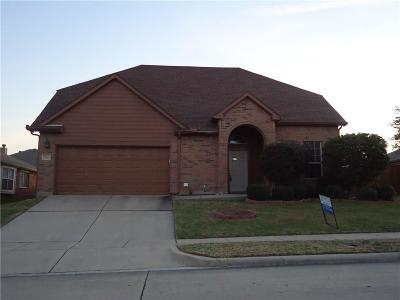 Single Family Home For Sale: 456 Chisholm Trail