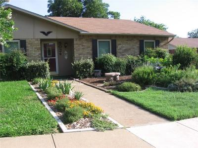 Single Family Home For Sale: 5024 Watkins Circle