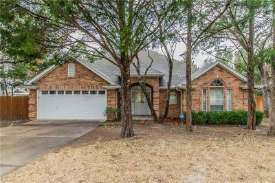 Weatherford Single Family Home For Sale: 1354 Timber Creek Drive