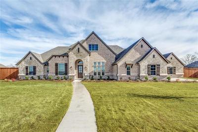 Prosper Single Family Home For Sale: 1920 Cattle Drive