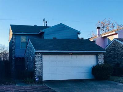 Duncanville Townhouse Active Option Contract: 1627 Sunset Village Drive
