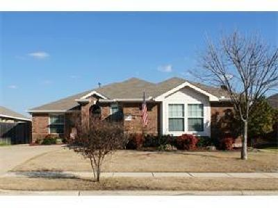 North Richland Hills Single Family Home Active Option Contract: 6020 Dream Dust Drive