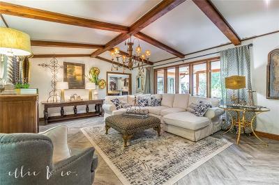 Abilene Single Family Home For Sale: 4641 Oldham Lane