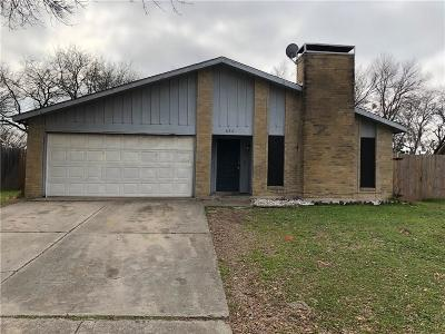 Duncanville Single Family Home For Sale: 634 Meadowglen Drive