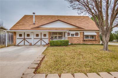 Irving Single Family Home For Sale: 4100 Fairbanks Court