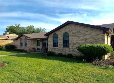 Mineral Wells Single Family Home For Sale: 1800 SE 10th Street