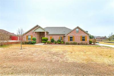 Granbury Single Family Home For Sale: 3110 Meandering Way
