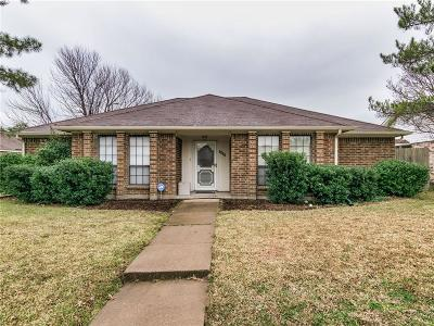 Rowlett Single Family Home For Sale: 3420 Lilac Lane