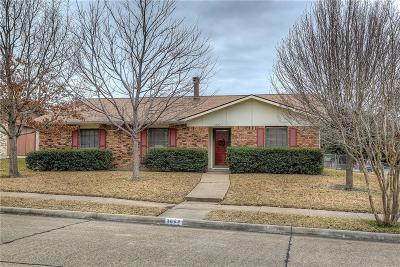 Garland Single Family Home For Sale: 3622 Dumas Trail