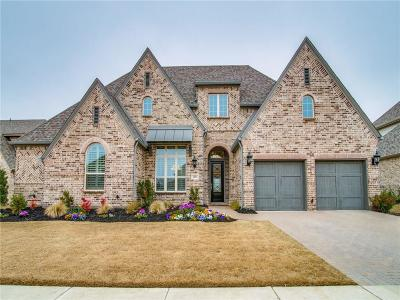 Prosper Single Family Home For Sale: 4150 Brazoria Drive