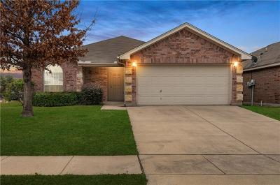 Fort Worth TX Single Family Home For Sale: $202,500