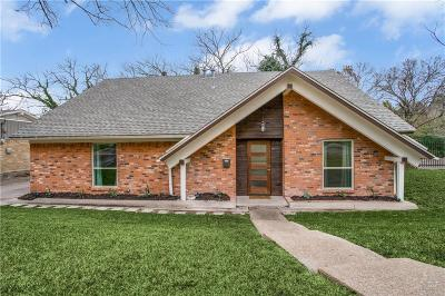 Single Family Home Active Option Contract: 3964 Lost Creek Drive
