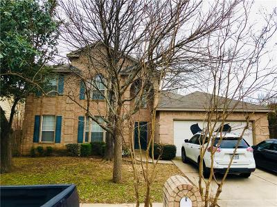 Arlington Single Family Home For Sale: 2304 Green Creek Drive