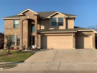 Fort Worth Single Family Home For Sale: 540 Bent Oak Drive