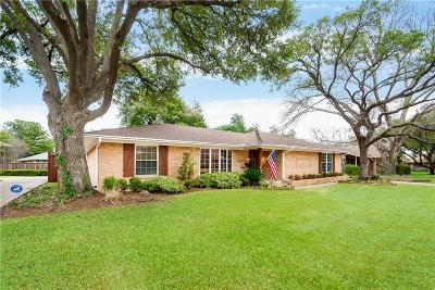 Dallas, Fort Worth Single Family Home For Sale: 6341 Annapolis Lane