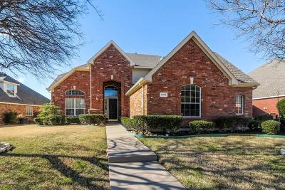 McKinney Single Family Home For Sale: 1508 Pecan Valley Drive