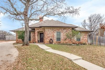 Hurst, Euless, Bedford Single Family Home For Sale: 401 Cumberland Drive