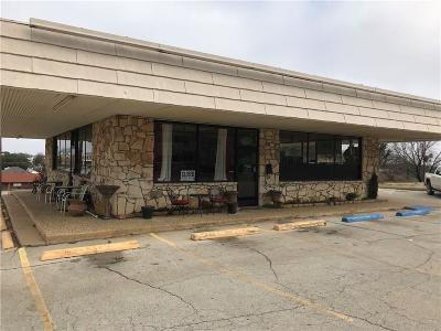 Breckenridge Commercial For Sale: 420 W Walker Street