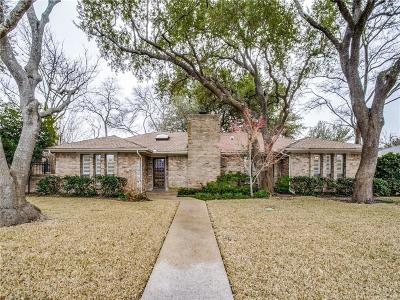 Plano Single Family Home For Sale: 2708 Grandview Drive