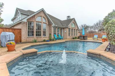 Flower Mound Single Family Home For Sale: 3508 Preakness Drive