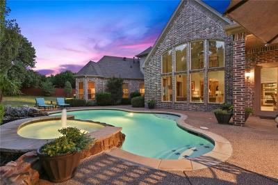 Colleyville Single Family Home For Sale: 6752 St Moritz Parkway