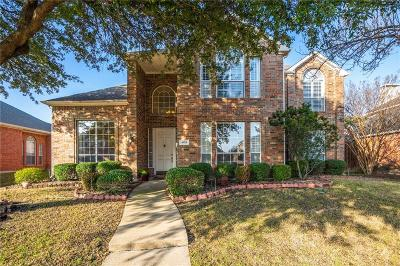 Plano Single Family Home For Sale: 4105 Camrose Drive