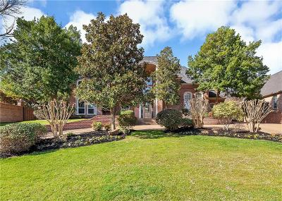Colleyville Single Family Home For Sale: 4900 Meandering Way