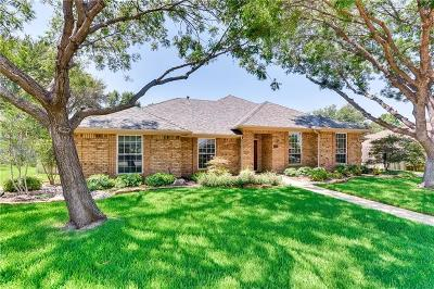 Denton County Single Family Home For Sale: 1703 Timber Ridge Circle