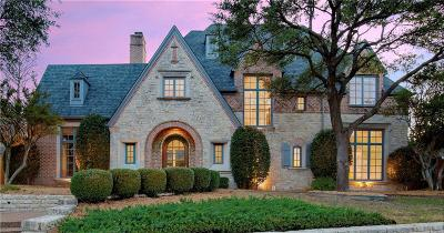 Plano Single Family Home For Sale: 5644 Northbrook Drive