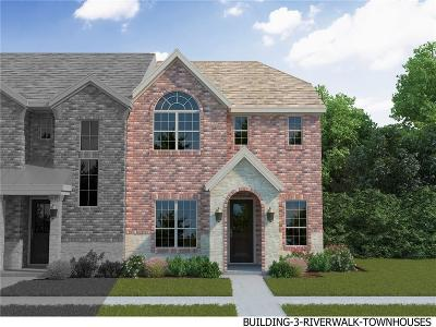 Flower Mound Townhouse For Sale: 2237 Epitome Avenue