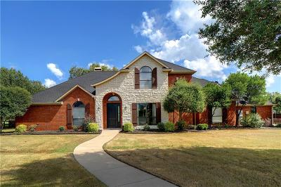 Argyle Single Family Home For Sale: 8440 Steeplechase Circle