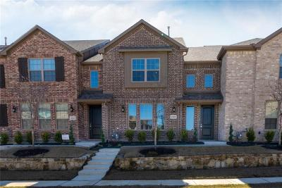 Euless Townhouse For Sale: 904 Estelle Avenue
