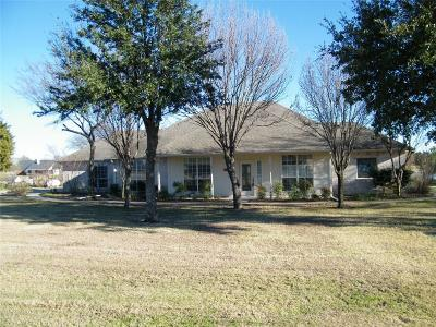 Kerens Single Family Home For Sale: 405 Pecan Point Drive