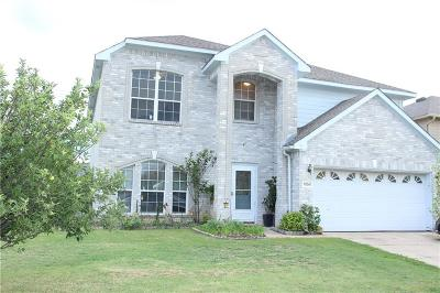 Fort Worth Single Family Home For Sale: 10061 Chapel Oak Trail