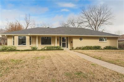 Fort Worth Single Family Home For Sale: 3616 Minot Avenue