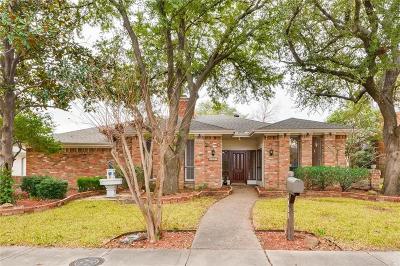 Dallas Single Family Home For Sale: 6403 Shortland Drive