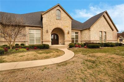 Wylie Single Family Home For Sale: 400 Barranca Trail