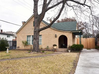 Single Family Home For Sale: 728 Skillman Street