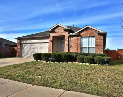 Grand Prairie Single Family Home For Sale: 4953 Winding Trail