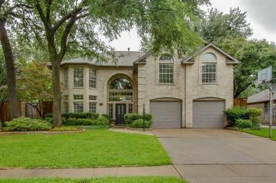 Coppell Single Family Home For Sale: 339 Spanish Moss Drive