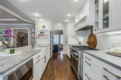 Dallas County Single Family Home For Sale: 2815 Lawtherwood Place