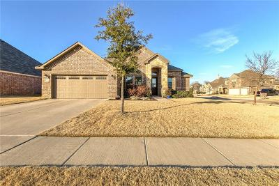 Burleson Single Family Home Active Option Contract: 1140 Blue Sky Lane