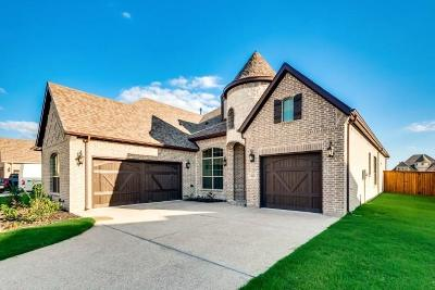 Hickory Creek Single Family Home For Sale: 104 Thoroughbred Drive