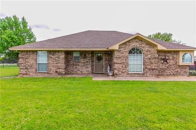 Weatherford Single Family Home For Sale: 3025 Sunrise Trail