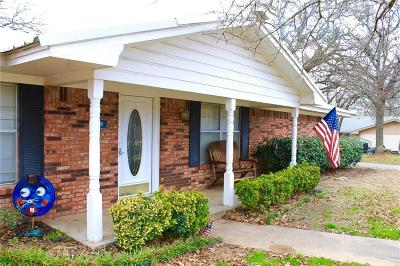 Erath County Single Family Home For Sale: 990 N Lydia Street