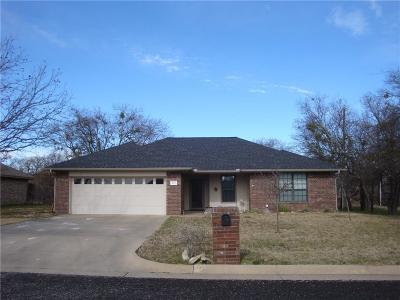 Stephenville Single Family Home Active Contingent: 245 Maple Lane