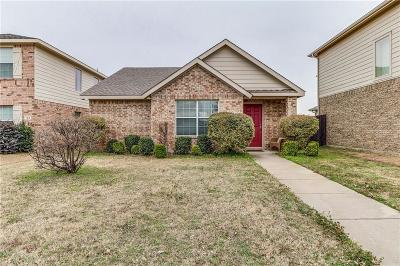 Cross Roads Single Family Home For Sale: 164 Wild Rose Court